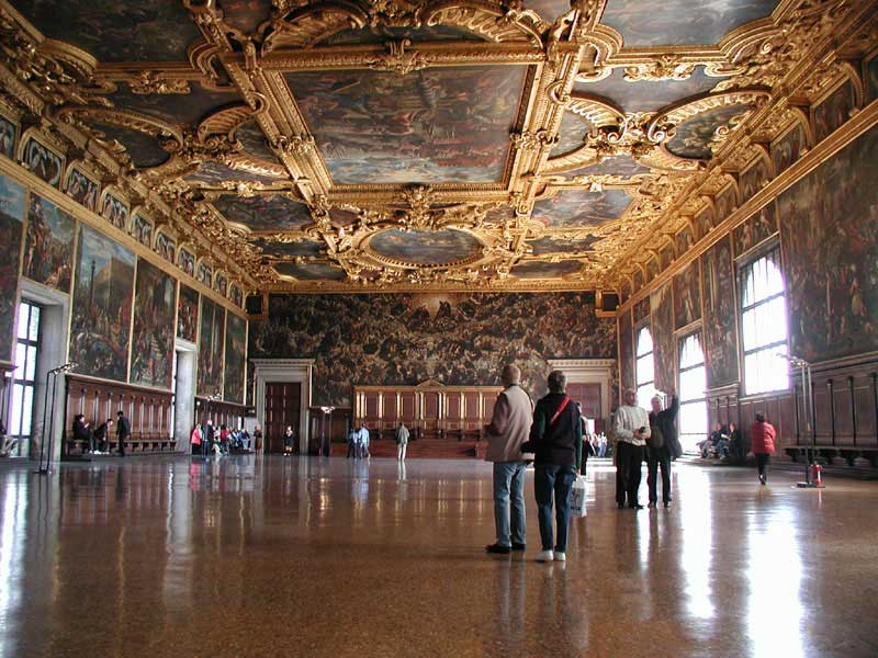 Top Italian Art Galleries Palazzo Ducale