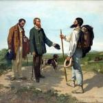 Taking a Pilgrim Staff on Group Travel